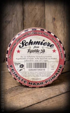 Rumble59 - Schmiere - Triple Set Pomade Brilliance/ Light