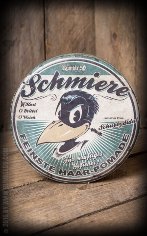 Rumble59 - Schmiere - Pomade strong