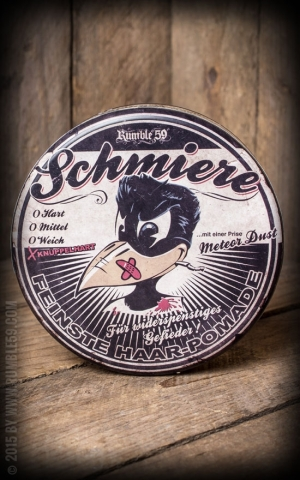Rumble59 - Schmiere - Pomade rock-hard