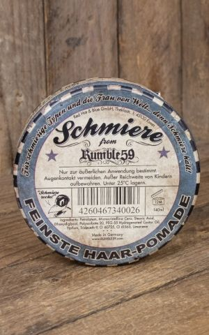 Rumble59 - Schmiere - Pommade moyen