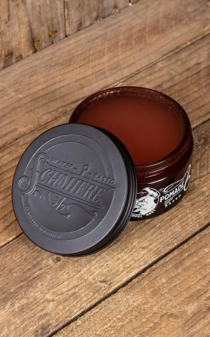 Rumble59 - Schmiere - Gentlemans waterbased pomade - rock hard