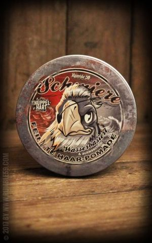 Rumble59 - Schmiere - Pomade water-based - rock hard