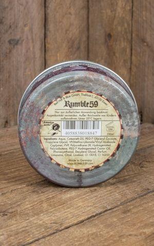 Rumble59 - Schmiere - Pomade water-based - rock hard