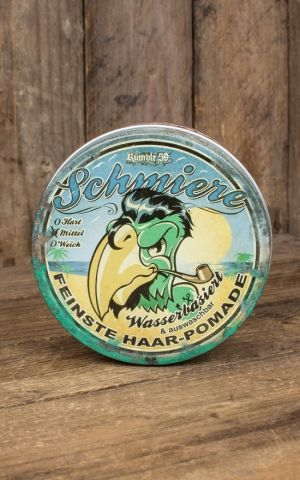 Rumble59 - Schmiere - Pomade water-based - medium