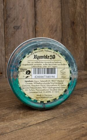 Rumble59 - Schmiere - Pomade wasserbasiert - mittel