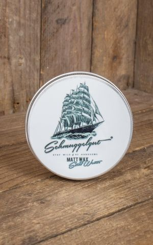 Schmuggelgut - Matt Wax Salt Water waterbased