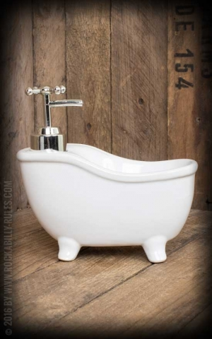 Soap Dispenser Bathtub