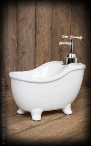 Seifenspender Badewanne