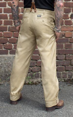 Rumble59 - Selvage Chino Pants California