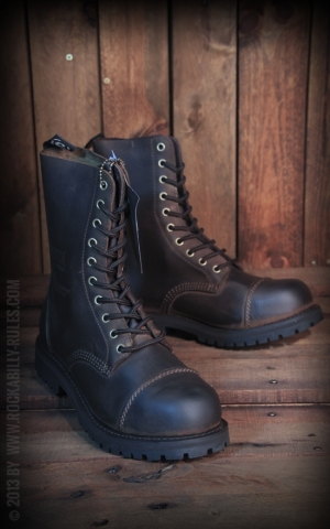Wood Worker Boots - handmade