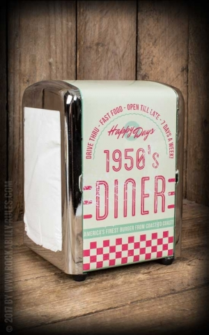Napkin Dispenser 1950s Diner