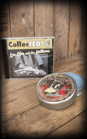 Set CD / Schmiere Pomade Lou Cifer + CollecTED!