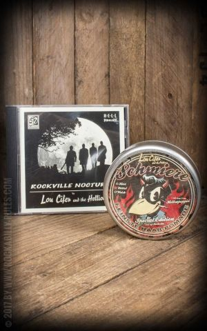Set CD / Schmiere Pomade Lou Cifer + Rockville Nocturne
