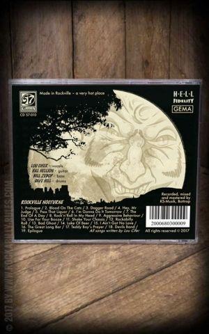 Set CD / Schmiere Pomade Lou Cifer + Rockville Nocturne