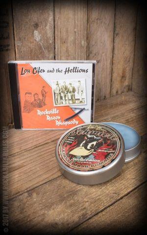 Set CD / Schmiere Pomade Lou Cifer + Rockville Razor Rhapsody