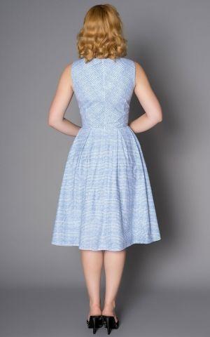Sheen Clothing Streifen Kleid Breeze