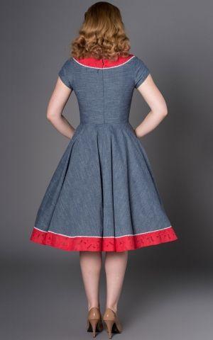 Sheen Clothing Swing Kleid Carla