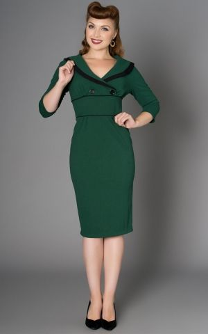 Sheen Clothing Pencil Skirt Dress Irma