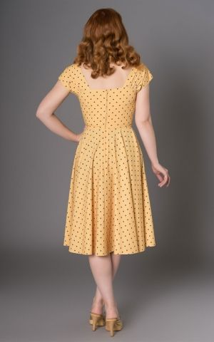 Sheen Clothing Polkadot Kleid Zafira