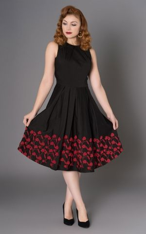 Sheen Clothing Flower Dress Kirsty