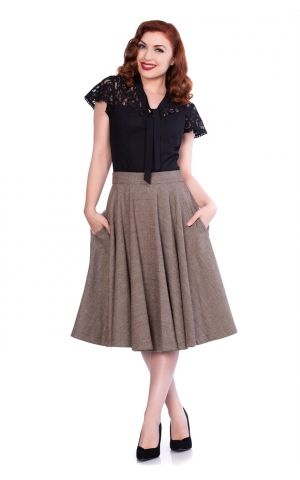 Sheen Clothing Swing Jupe Sophie