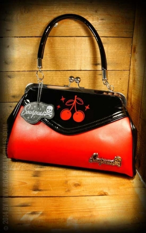 Handtasche Kirsche Cherry Backseat Baby