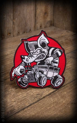 Sourpuss Patch - Kustom Kreeps Rat Rod