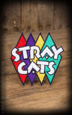 Sourpuss Patch - Stray Cats Diamonds