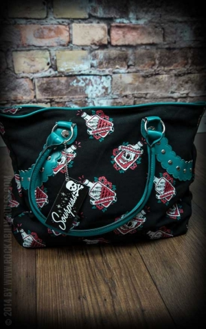 Sourpuss Handtasche Sailor's Grave