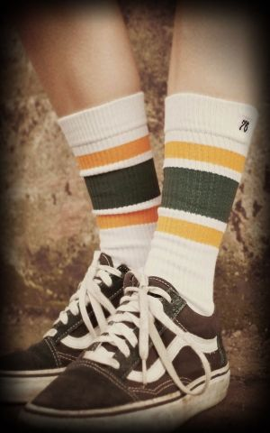 Lo Skatersocken Cali Roots
