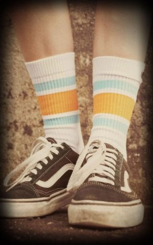 Lo Skatersocken Endless Summer