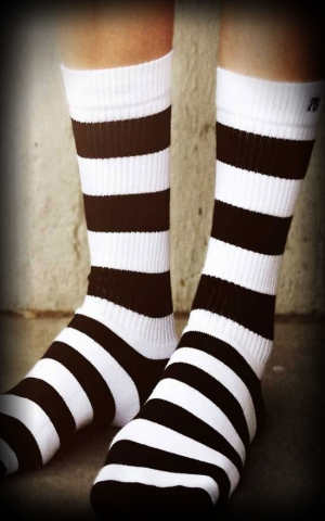 Lo Skatersocken - Tube Socks Jailbreakers