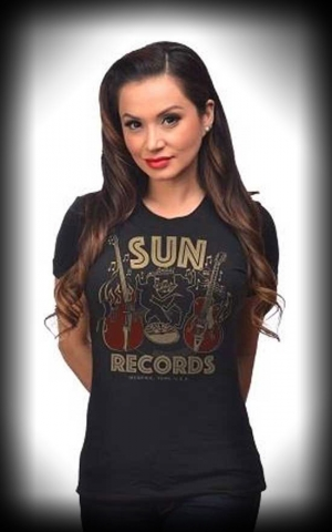 Steady Ladies T-Shirt - Sun Records Sun Dance