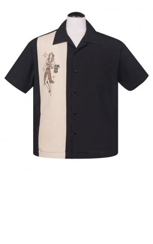 Steady Hemd - Mai Tai Mirage Button Up