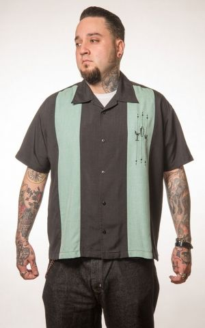 Steady Chemise - The Shake Down Button Up