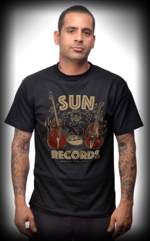 Steady T-Shirt - Sun Records Sun Dance