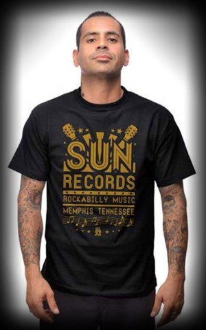 Steady T-Shirt - Sun Records Sun Flyer