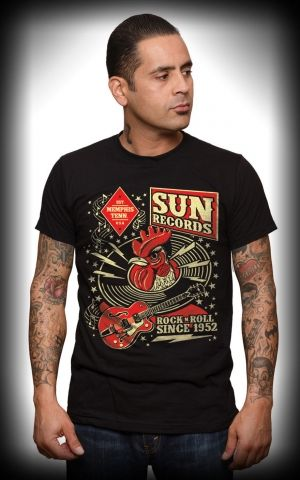Steady T-Shirt - Sun Records Hop