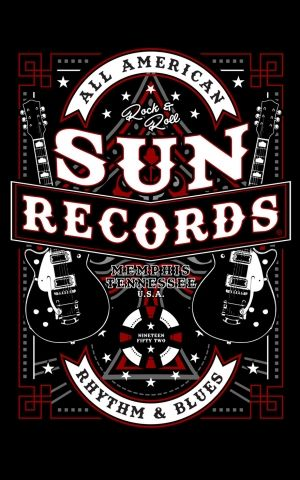 Steady T-Shirt - Sun Records All American