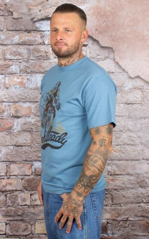 Steady T-Shirt - Rocksteady Solo Racer