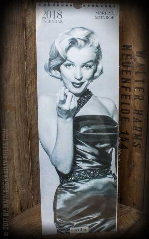 Calendrier mural 2018 - Marilyn Monroe