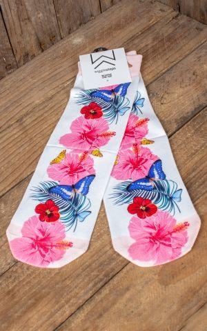 Chaussettes pour Femmes Wonderland
