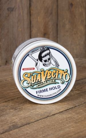 Suavecito - Firme Hold Pomade Unscented