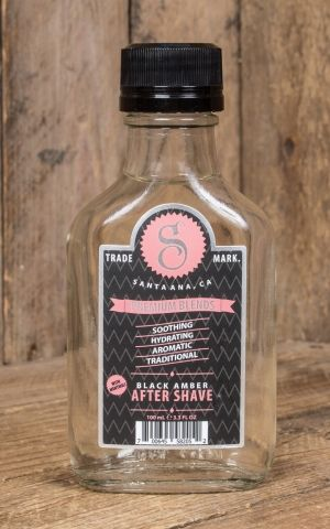 Suavecito Premium Black Amber After Shave