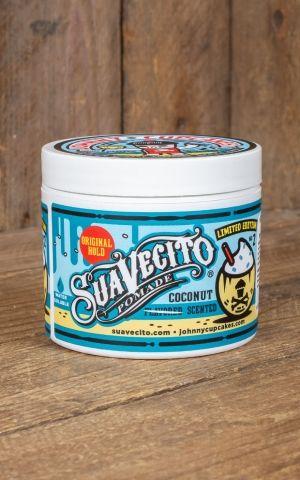 Suavecito Pomade Johnny Cupcakes No.2, original hold