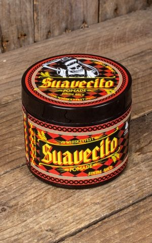 Suavecito Pomade Fall Edition 2018, firme hold
