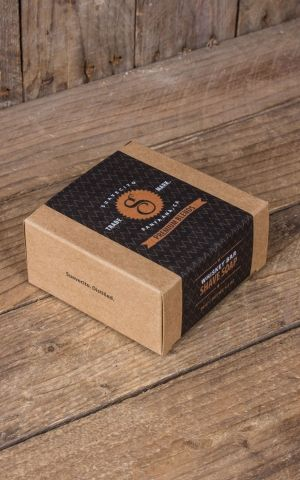 Suavecito Savon à raser Premium Whiskey Bar