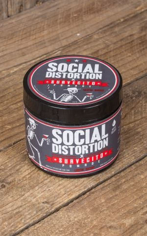 Suavecito Pomade Social Distortion Edition, original hold