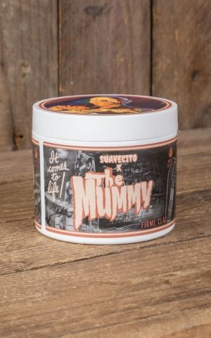 Suavecito X The Mummy Firme Clay Pomade