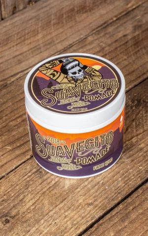Suavecito Pomade Winter Edition 2018, firme hold